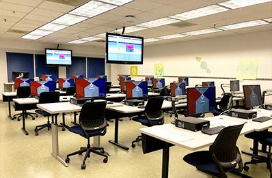C2-3 computer lab